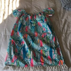 Lilly Pulitzer Marble Dress